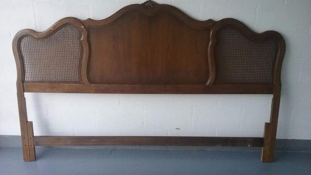 French Provincial King Size Headboard By Thomasville King Size Headboard French Provincial Furniture French Provincial