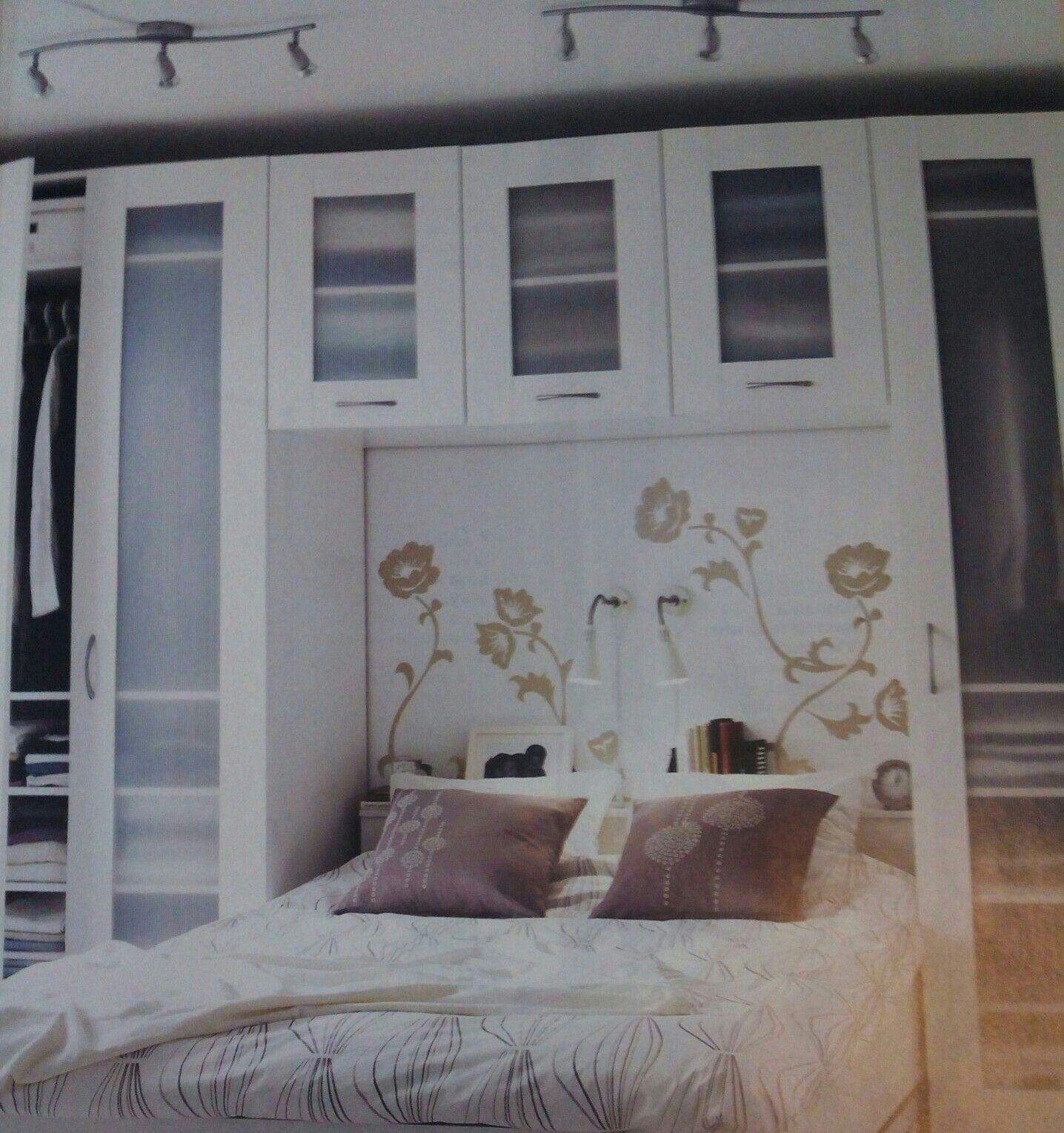 dormitorios matrimonio puente nido ikea