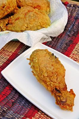 Coconut Curry Fried Chicken ~ The Kitchen Life of a Navy Wife