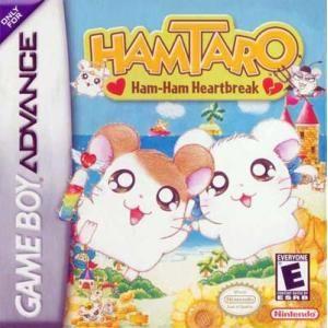 Hamtaro Ham Ham Heartbreak Nintendo Game Boy Advance Hamtaro Nintendo Game Boy Advance Gameboy