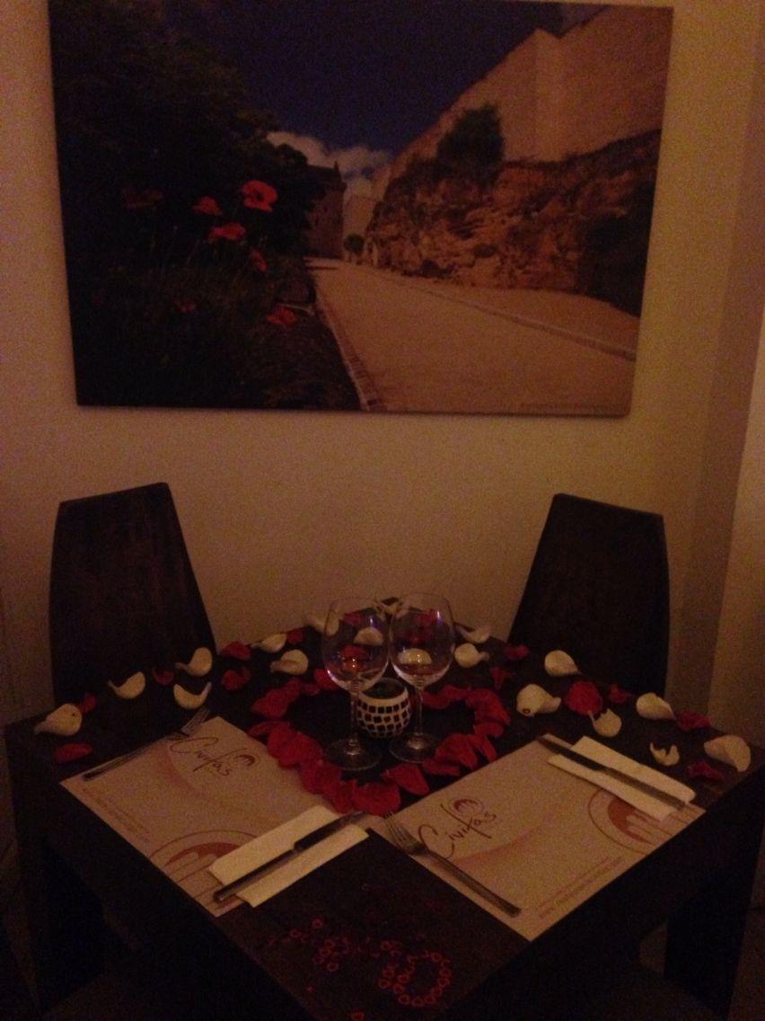 Las mejores cenas rom nticas en la candelaria bogota - Sorpresas romanticas en casa ...