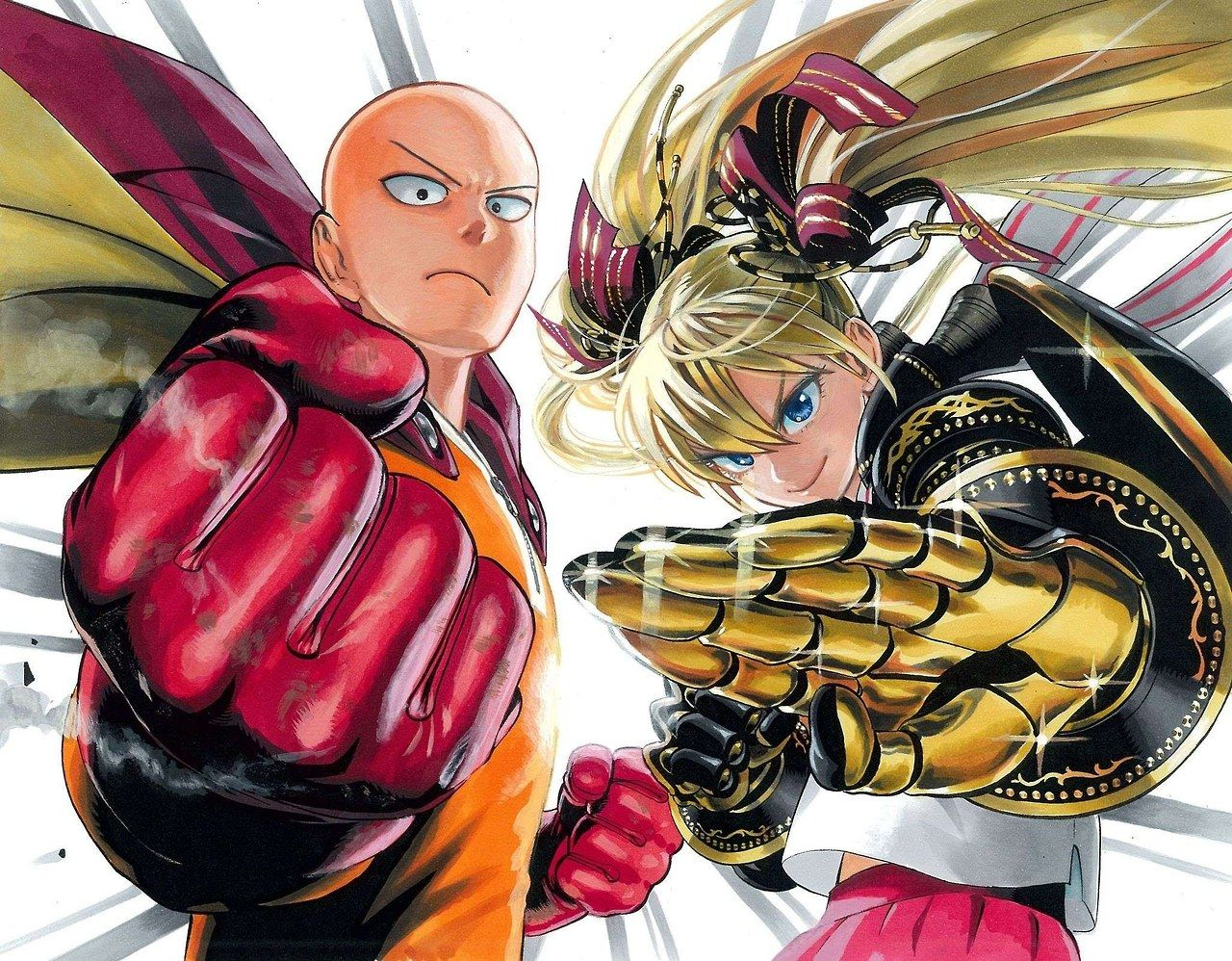 One Punch Man One punch man anime, Saitama one punch man