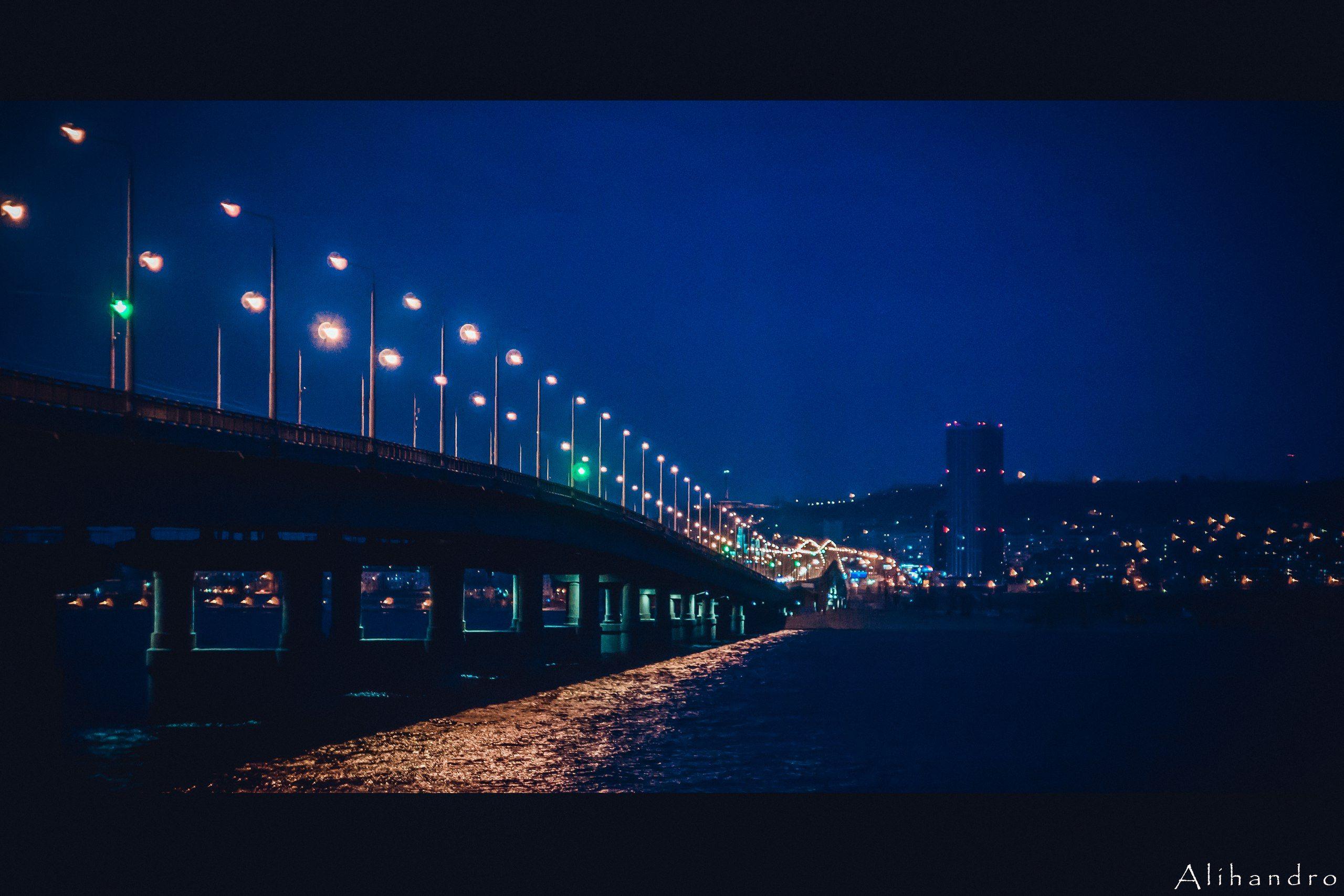 Саратов с другого берега Фото Алихан Хасенов #Саратов # ...