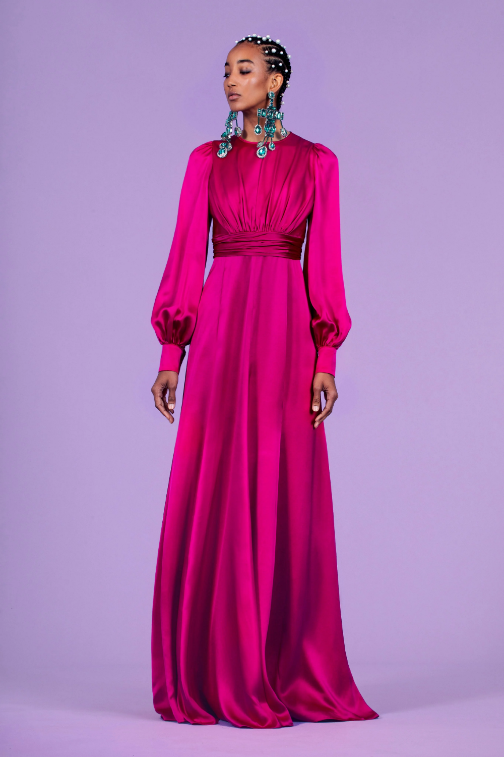 Andrew Gn Pre-Fall 2020 Fashion Show