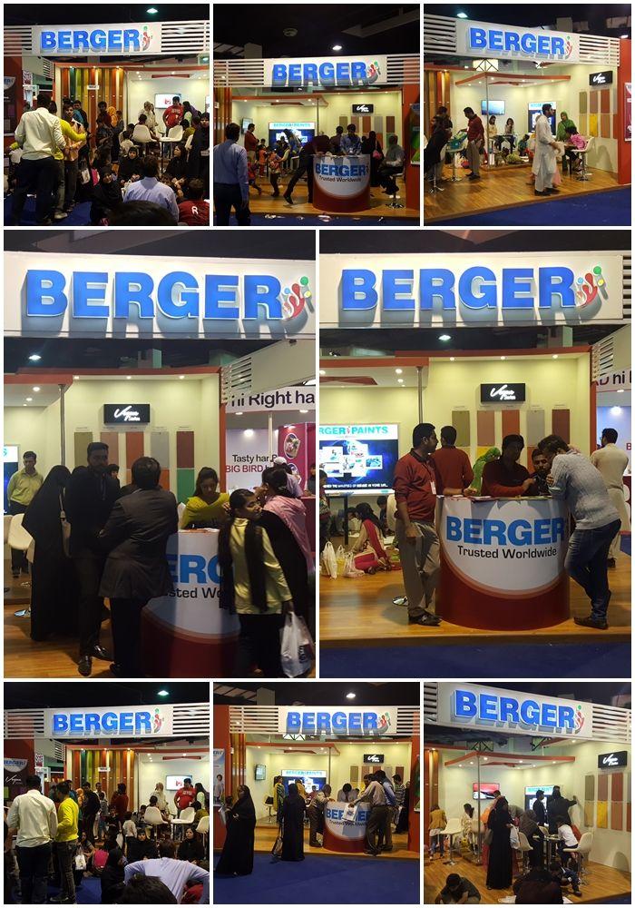 Dawn Lifestyle Exhibition Karachi to Berger