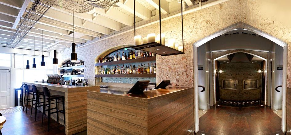 Harbour Rocks Hotel Sydney By Sjb Interiors