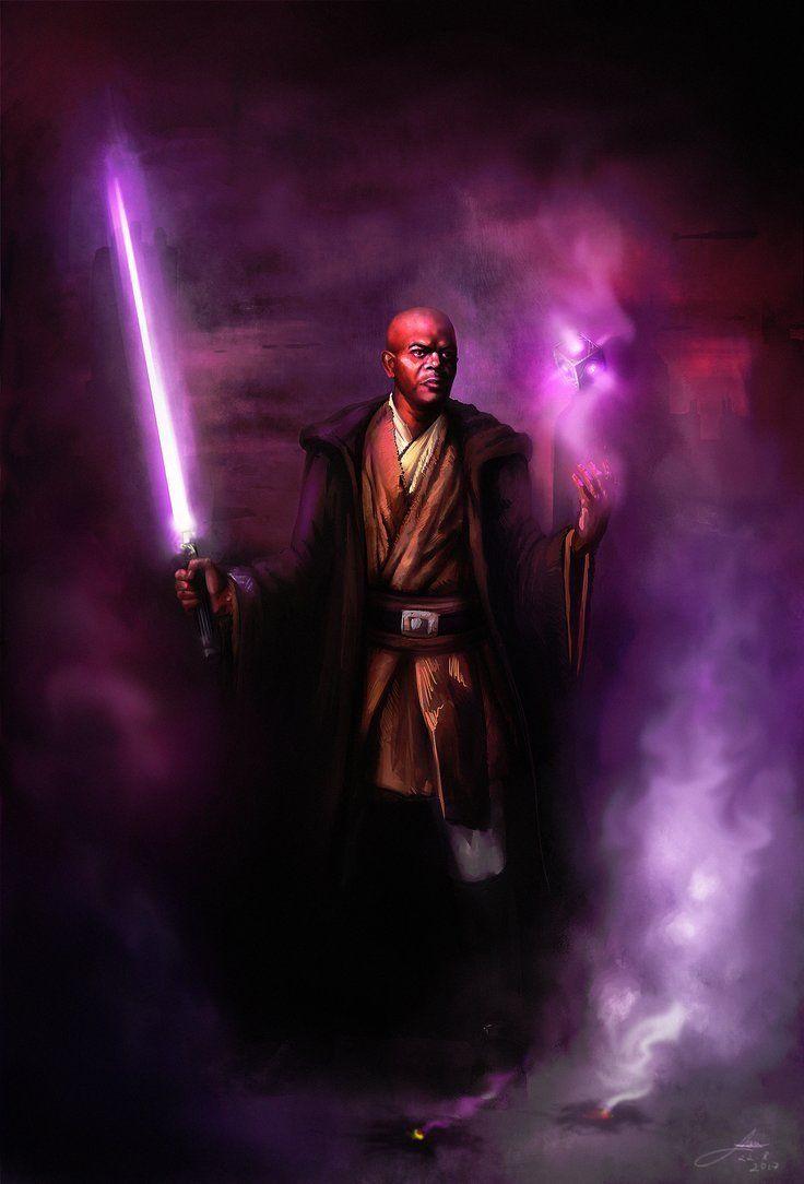 Haaaaaaaaave You Met Ted Mace Windu By Lotsmanov Star Wars Characters Pictures Star Wars Background Star Wars Images