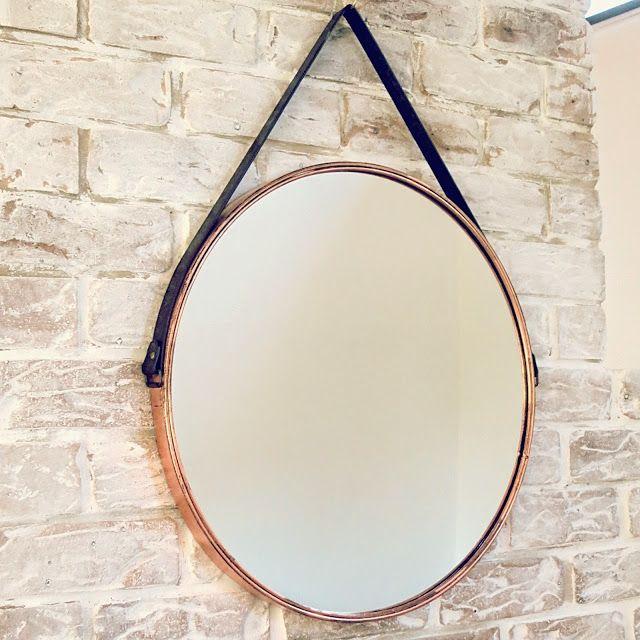 Top 10 Kmart Hacks Oh So Busy Mum Kmart Hacks Round Hanging Mirror Hanging Mirror