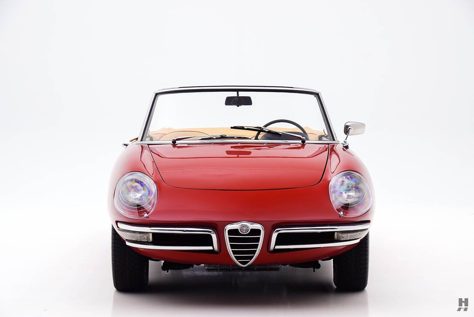 1966 Alfa Romeo 1600   Duetto | Classic Driver Market