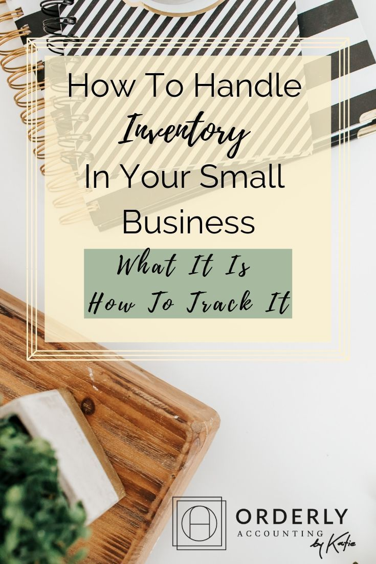 Inventory and your small business Small business
