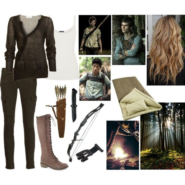 Maze runner costume - Google Search | Comic-Con | Pinterest