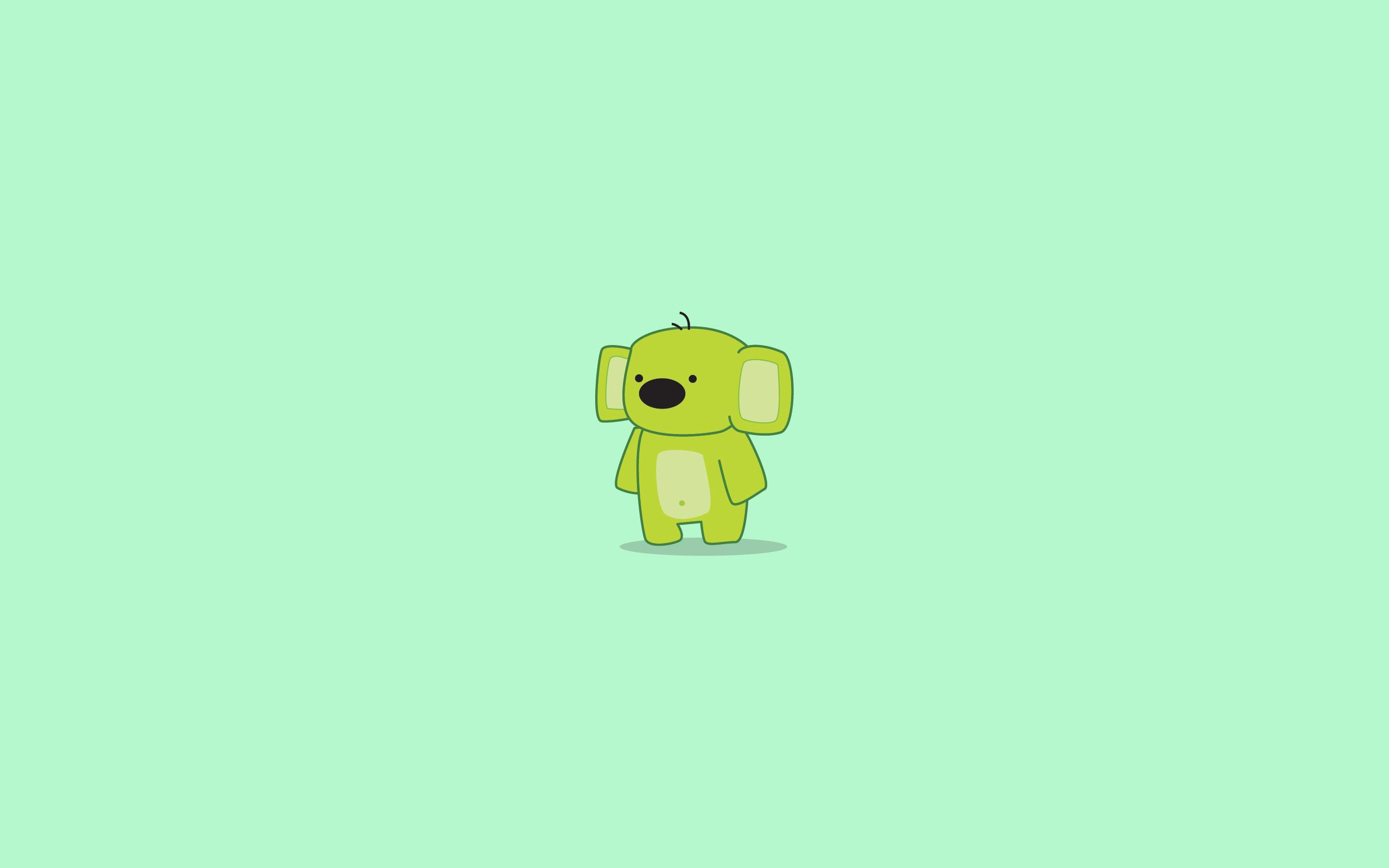 Kiwi Desktop Png 2560 1600 Koala Drawing Koala Minimal Wallpaper