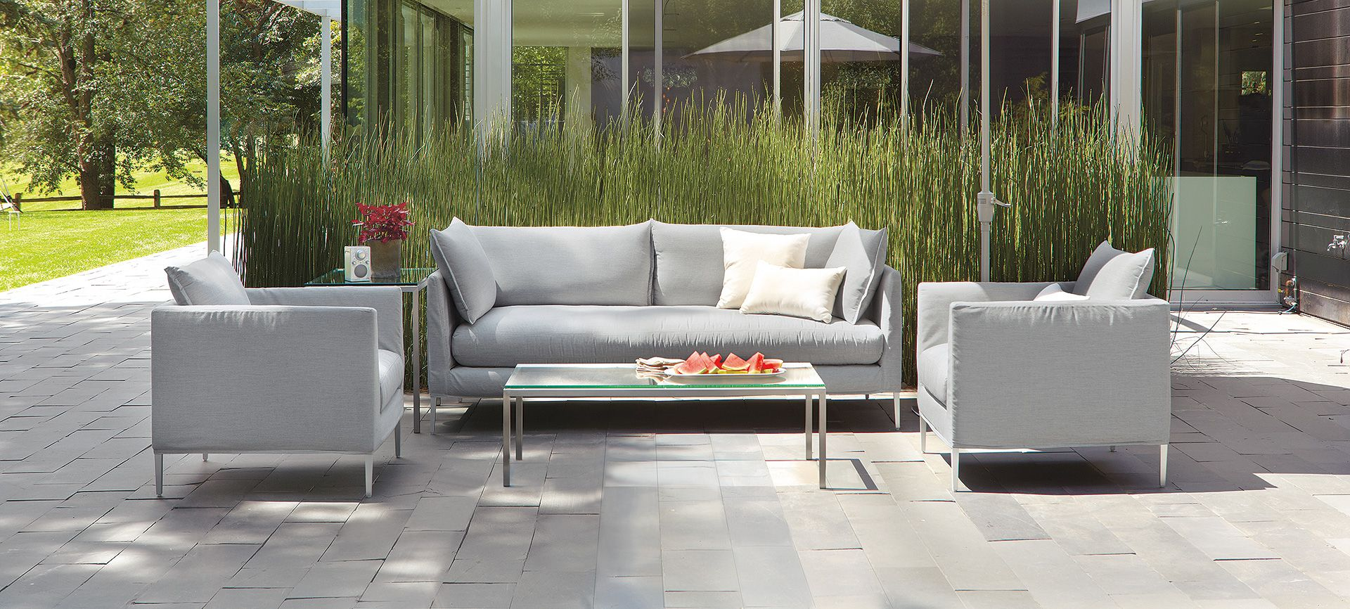 Whats inside our outdoor sofas marine grade plywood outdoor learn whats inside room boards quality outdoor sofas sectionals and chairs from sunbrella parisarafo Choice Image