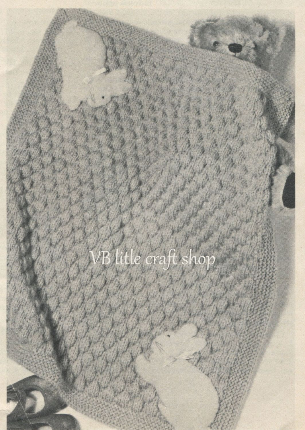Baby\'s pram cover knitting pattern. Instant PDF download! by ...