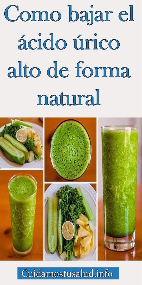Como Bajar El ácido úrico Alto De Forma Natural Cuidamos Tu Salud Fruit Cantaloupe Food