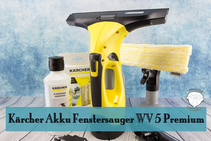 Karcher Akku Fenstersauger Wv 5 Premium Hair Dryer