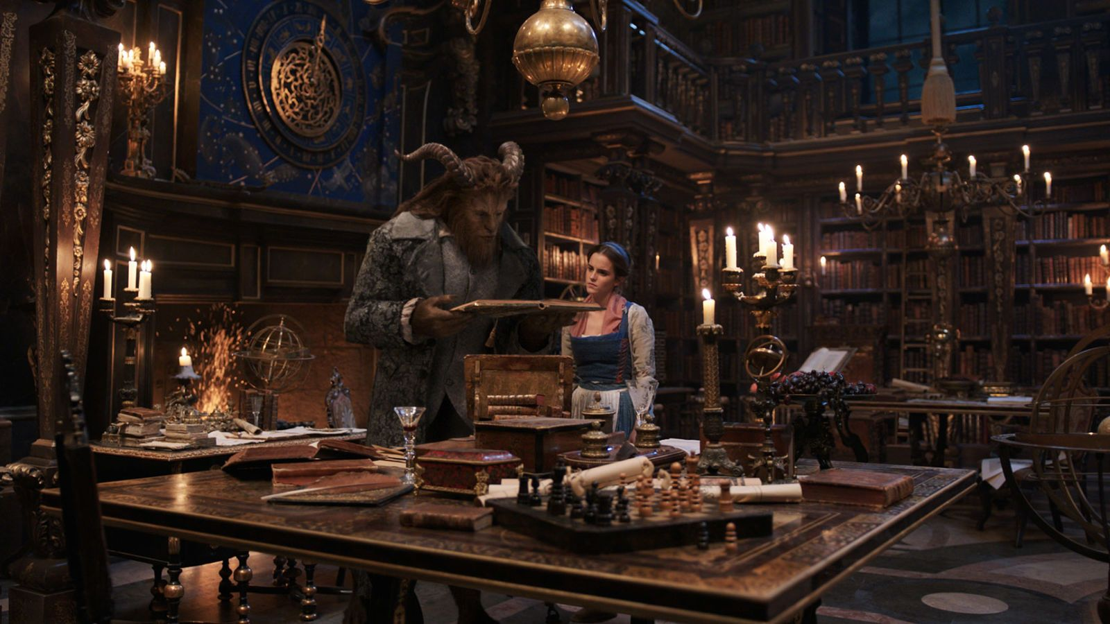 Behold: 9 Beautiful New Photos from Disney's <i>Beauty and the Beast</i> Live-Action Movie