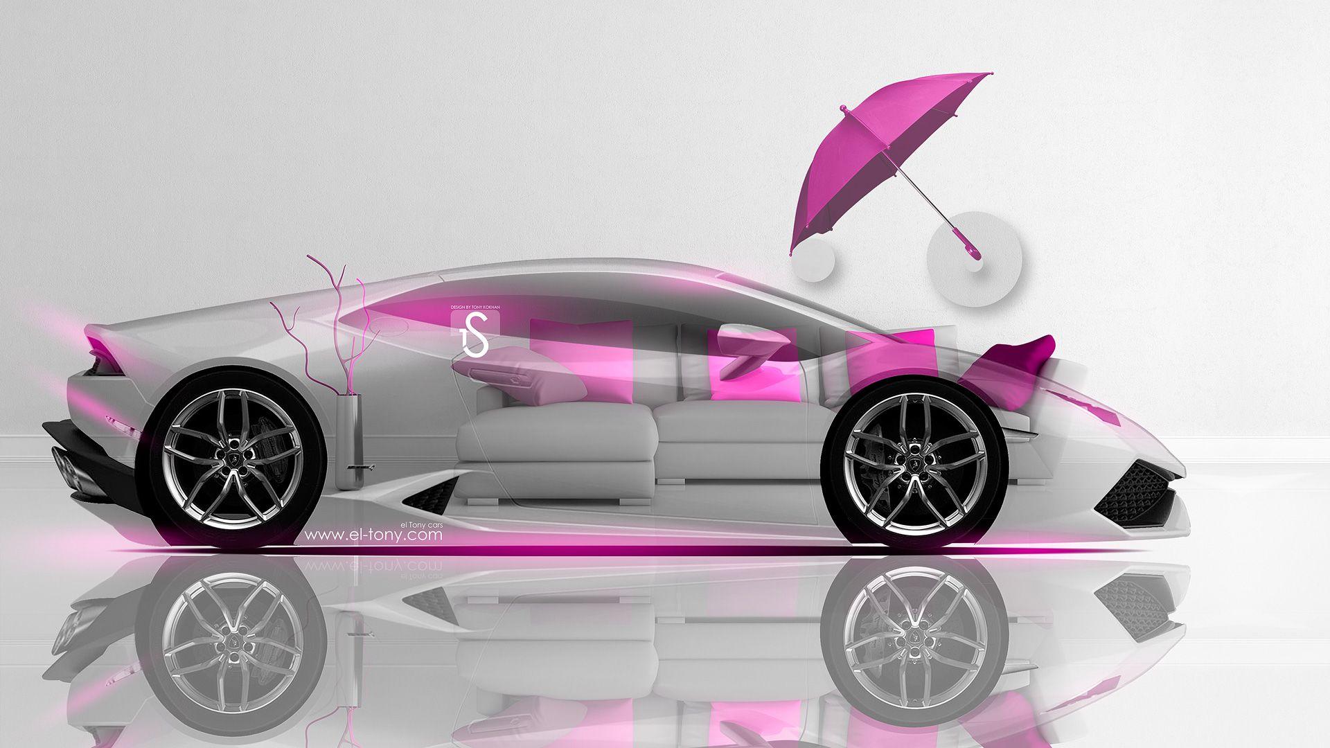 Lamborghini Huracan Crystal Home Car 2014 Idea