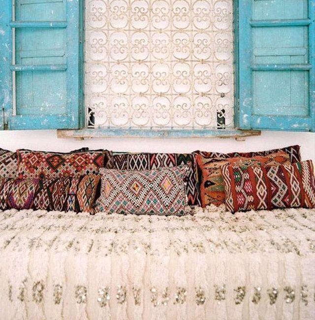 current obsession le tapis boucherouite