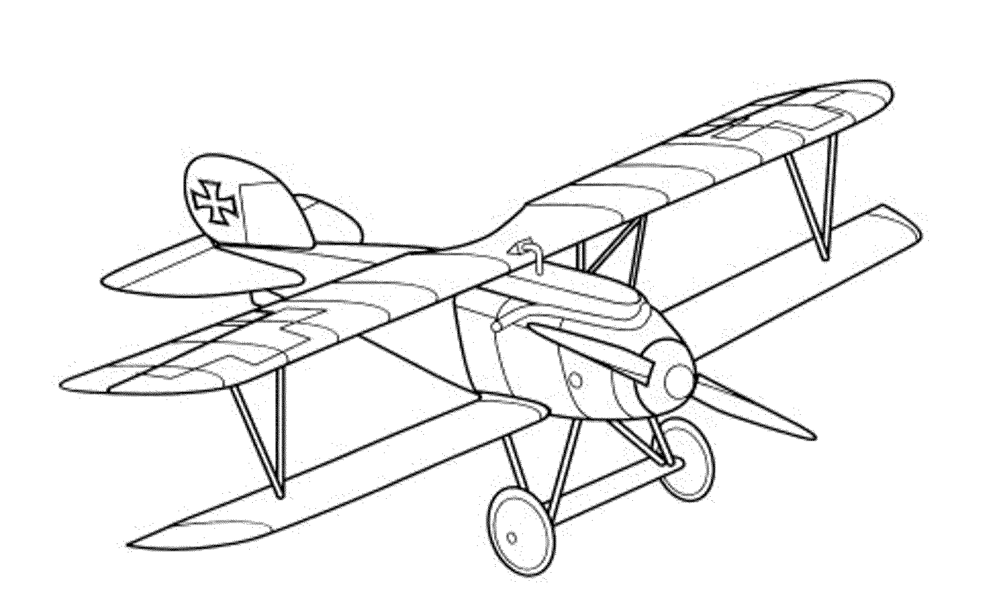 Airplane Coloring Pages Printable Check More At