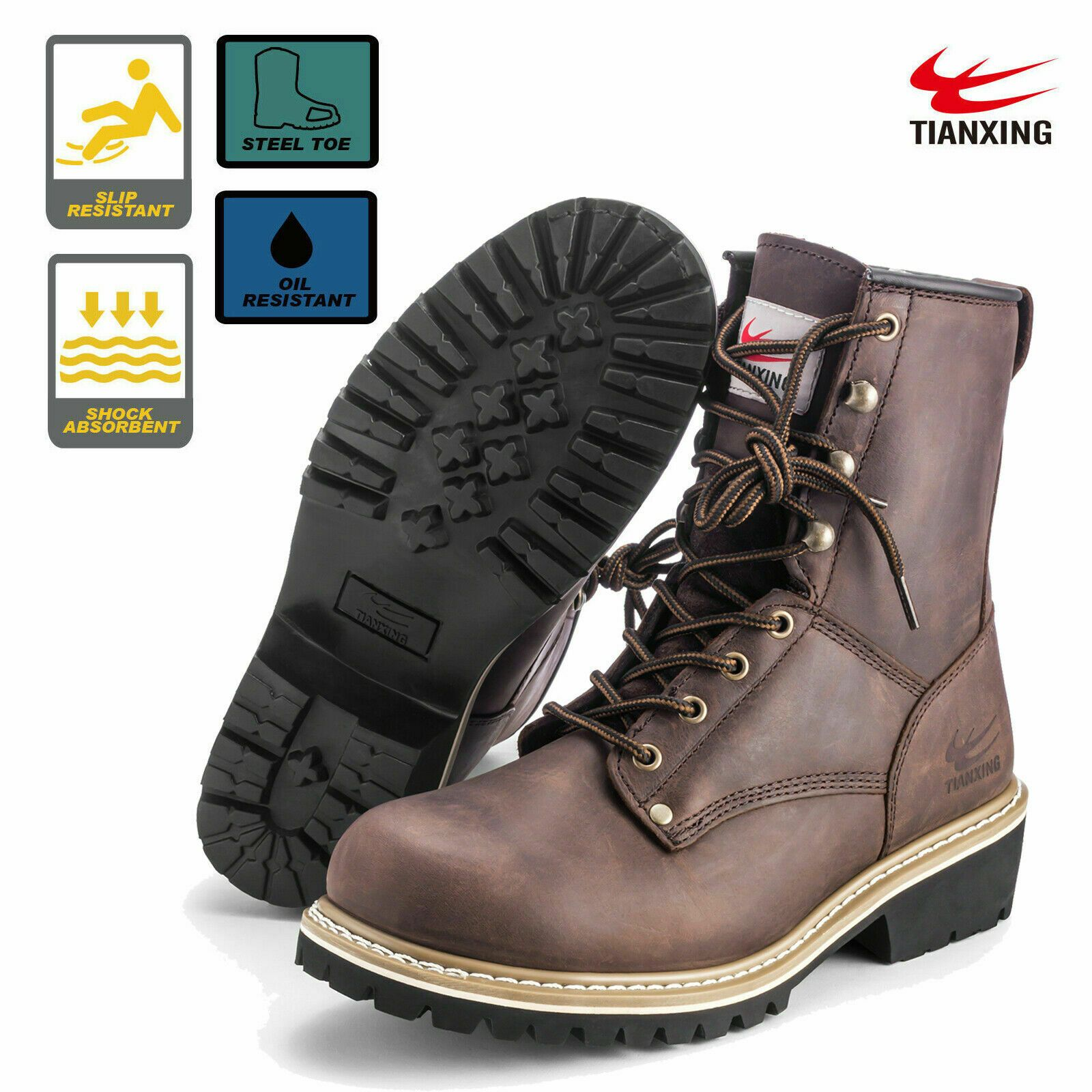35++ Mens leather work boots ideas ideas in 2021