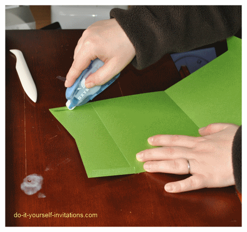 Make Your Own Pocket Wedding Invitations Tips And A Step By Step