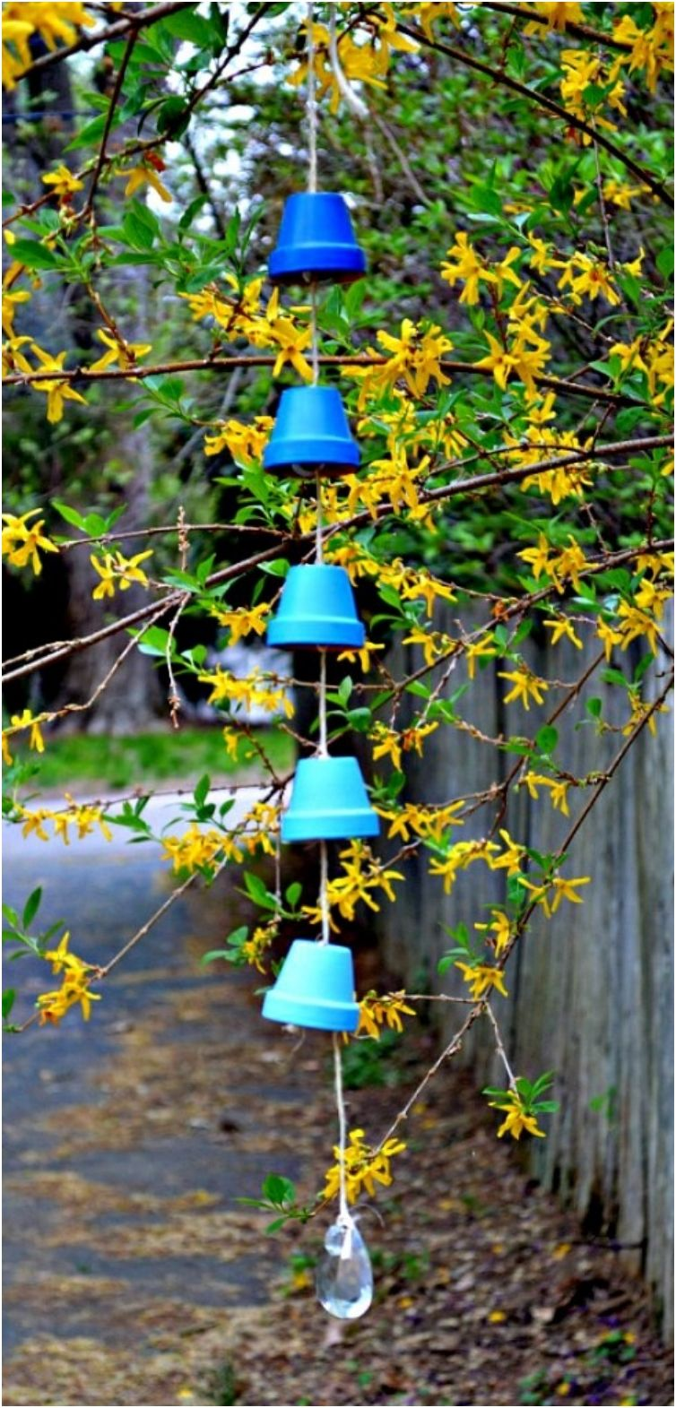 Diy Wind Chimes Bring Some Melody To Your Garden With 17 Diy Wind Chimes
