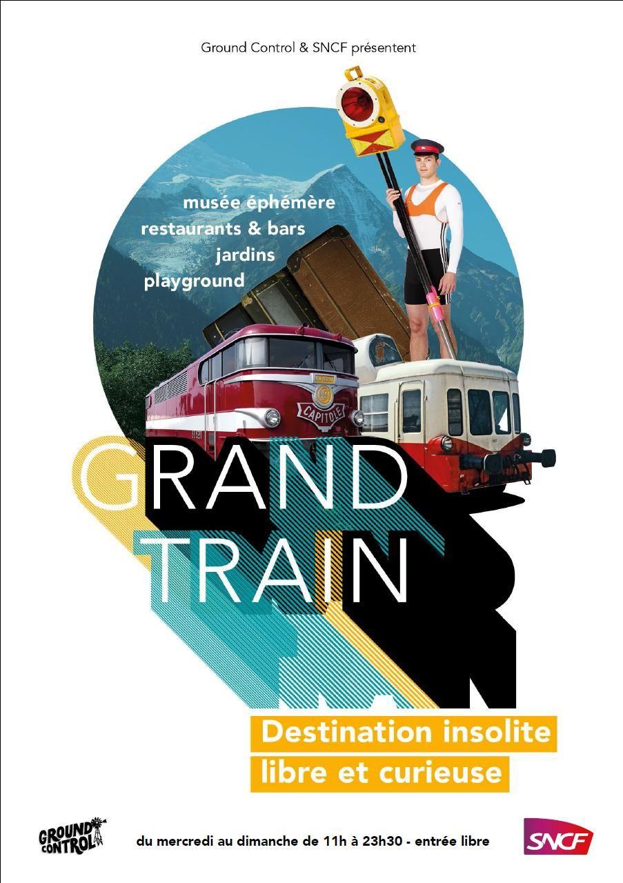 Bildergebnis für affiches trains