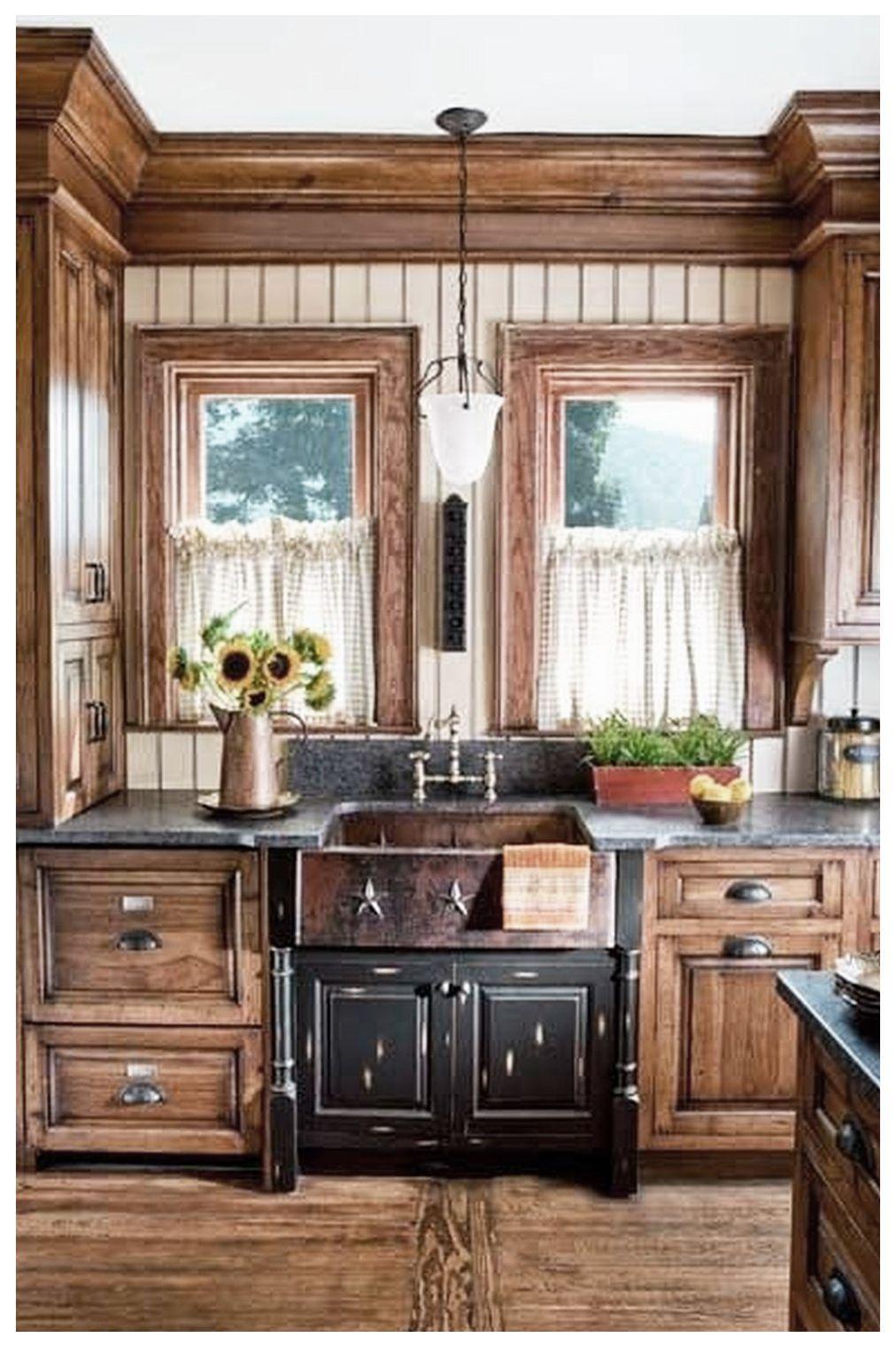 20 Fabulous Mediterranean Kitchen Design Elements Ideas In 2020 Small Rustic Kitchens Mediterranean Kitchen Design Interior Design Kitchen