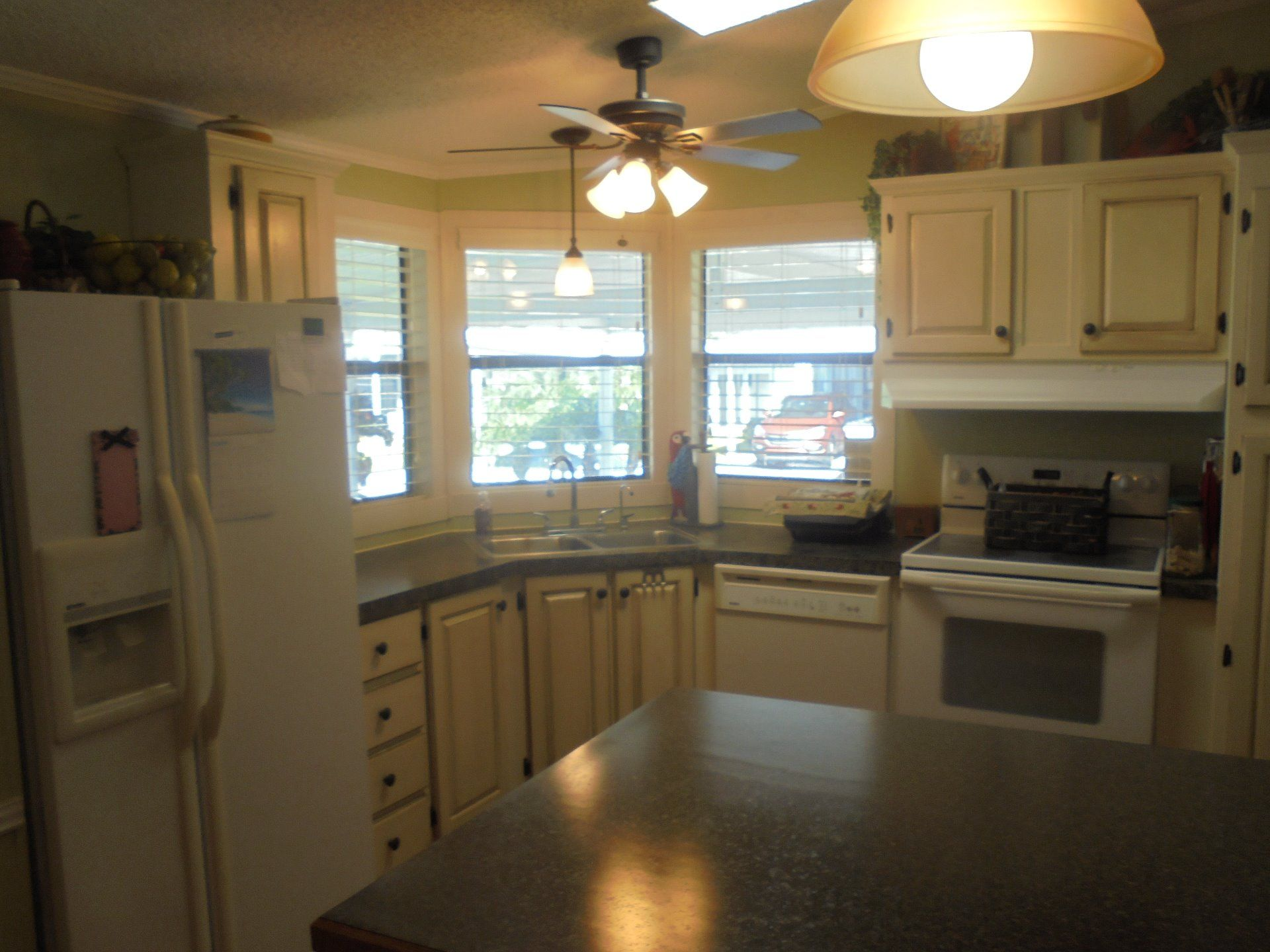 KITCHEN 1989 SKYLINE Mobile / Manufactured Home in Trinity