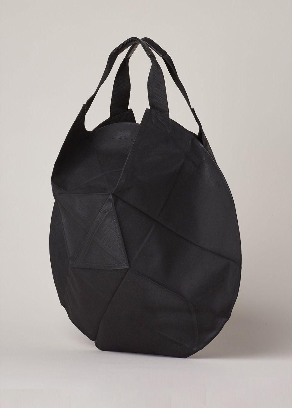 27a404388a Yohji Yamamoto Slouch Backpack - Henrik Vibskov Boutique - Farfetch.com