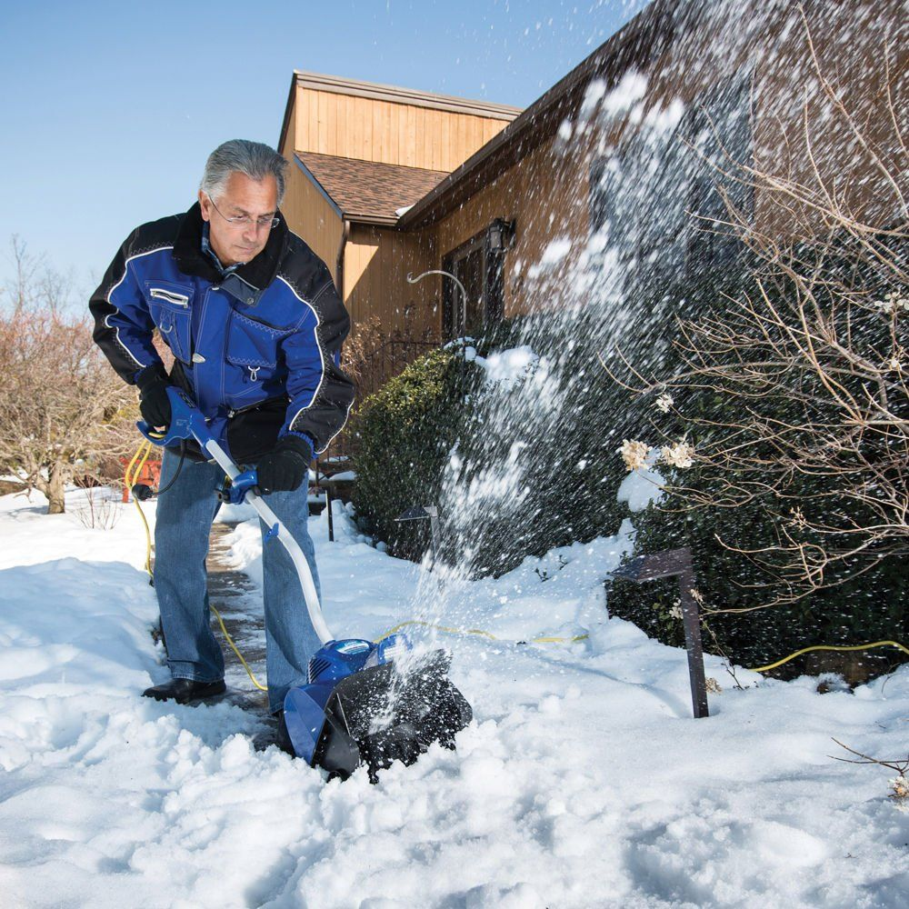 Leader Dealers on Electric snow shovel, Electric snow