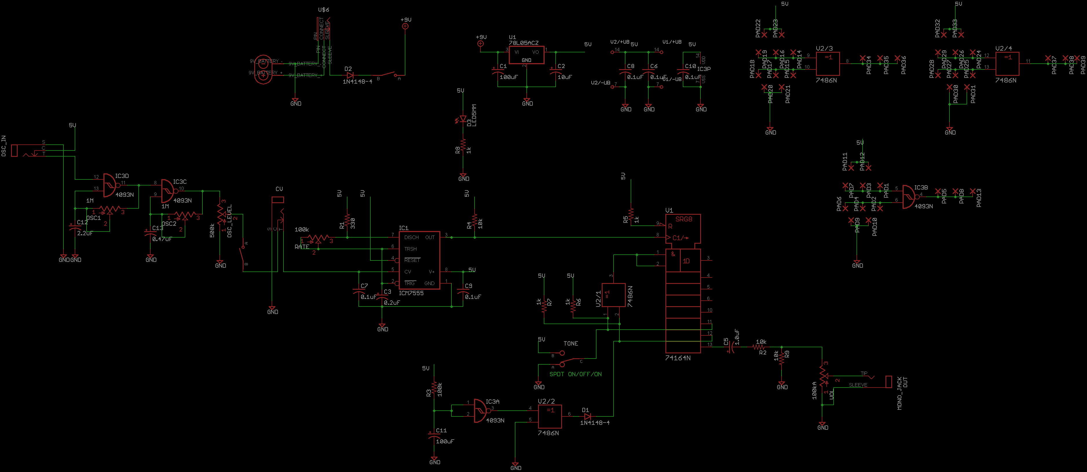 Atari Wiring Diagram Whirlpool Refrigerator Schematic For The Junk Console Circuit Sdiy Pinterest Audio