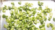 Crunchy kale makes a great snack, but we're even bigger fans of these addictive little Brussels sprout chips.