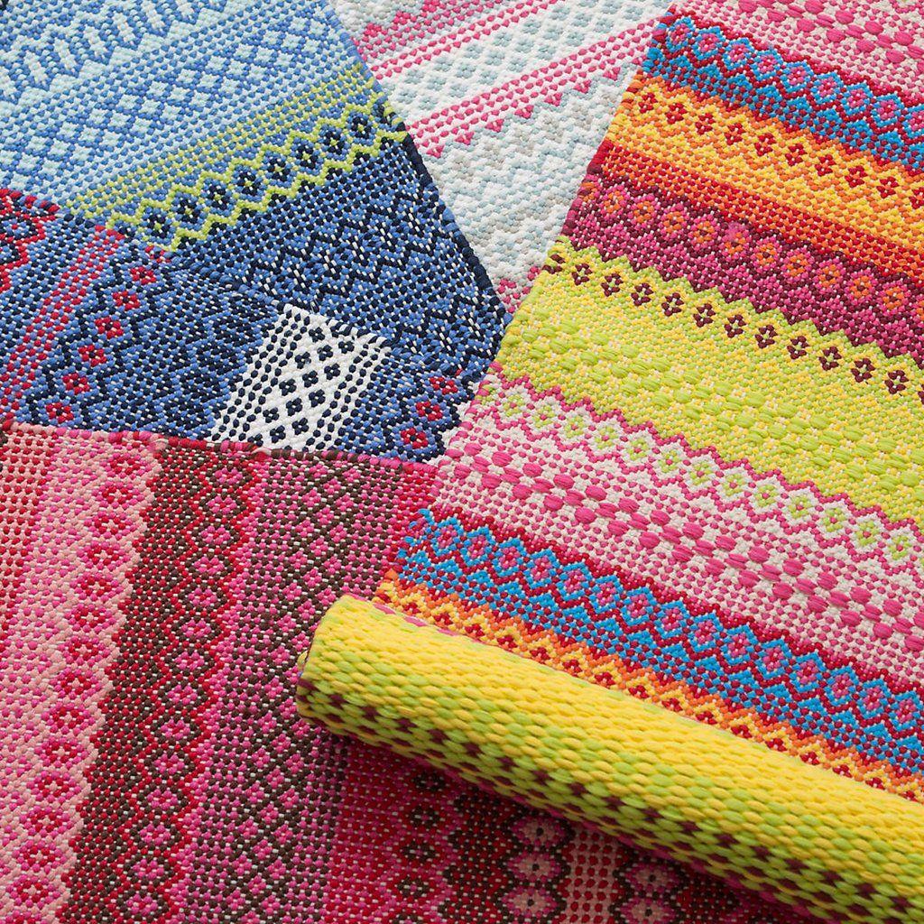Fiesta stripe multi indooroutdoor rug design by dash albert fiesta stripe multi indooroutdoor rug design by dash albert baanklon Gallery