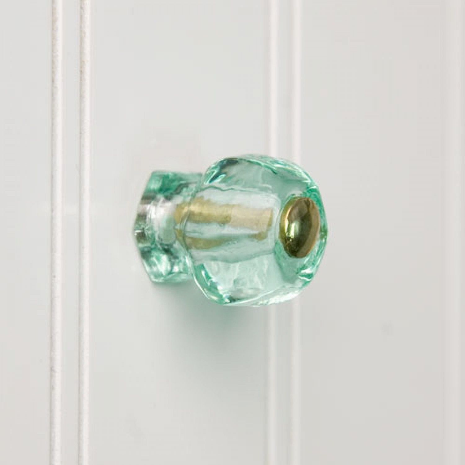 Glass cabinet door hinges  Depression Green Glass Cabinet Knob  For the Home  Pinterest