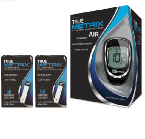 TRUE METRIX AIR is technology with reach  With integrated