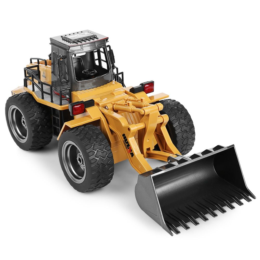 Toys car and truck  HUINA CH RC Alloy Truck Construction Vehicle  Remote Control Toys