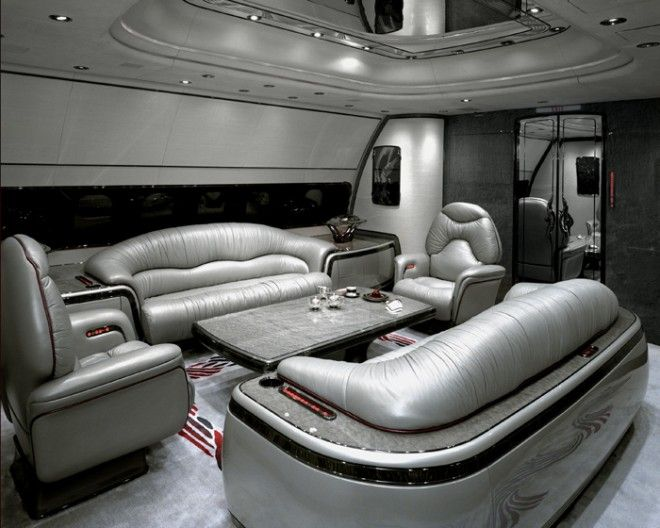 Inside The World S Most Opulent Private Jets Private Jet