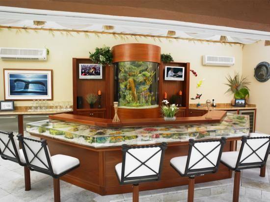 Cool Fish tank bar Aqua Pinterest Acuario, Peceras y