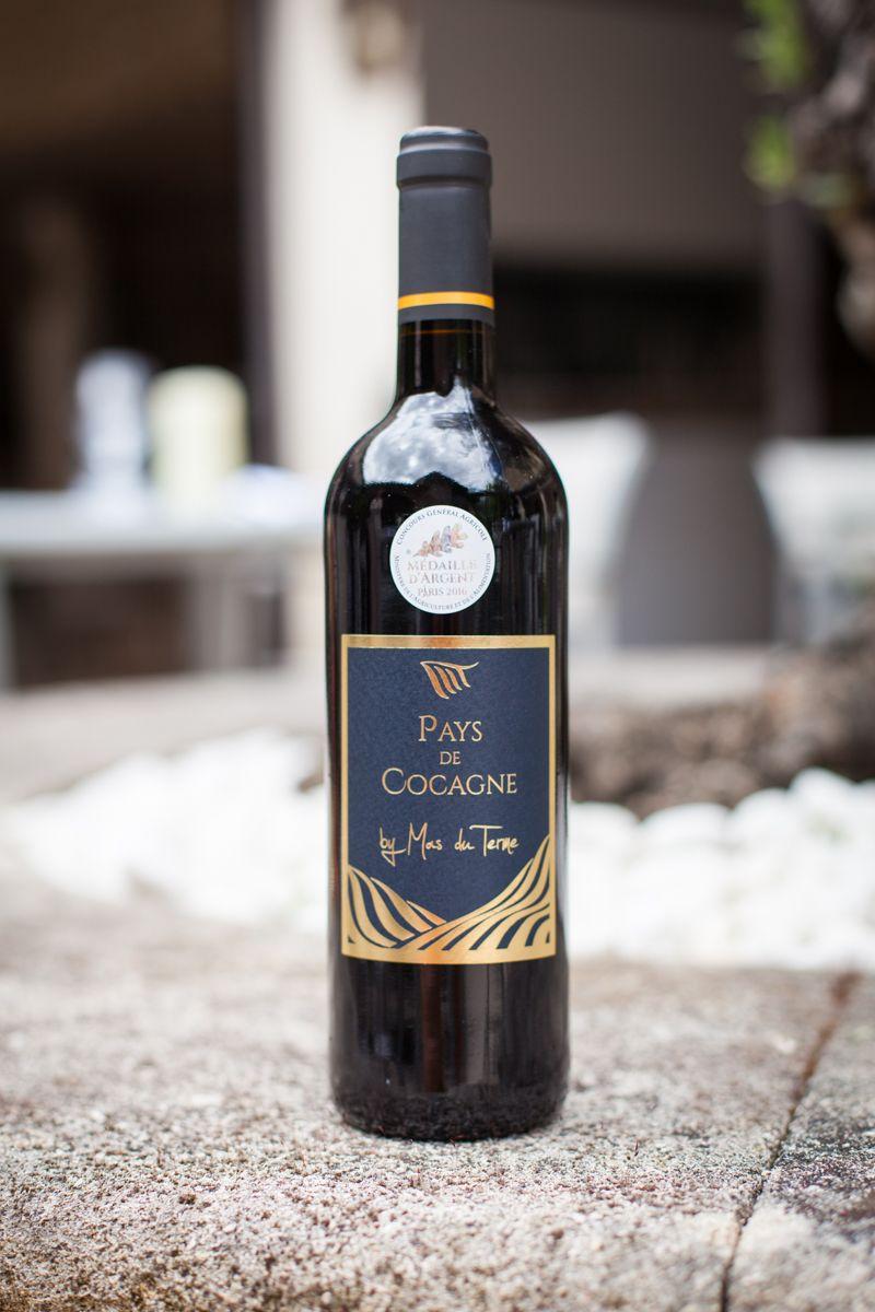 Le vin rouge Pays de Cocagne