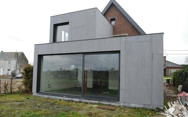 Gevelbekleding google zoeken huis 72 pinterest for Architect zoeken