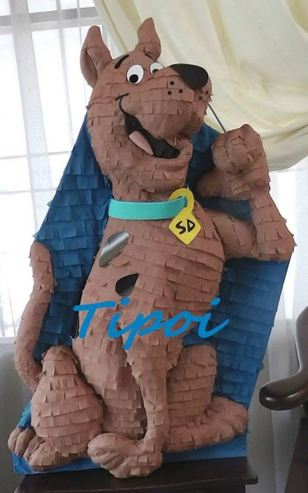Piñata scoby doo | Scooby Doo | Pinterest
