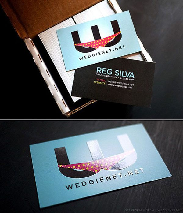 40 brilliant business card design examples for your inspiration brilliant business card design reheart Choice Image