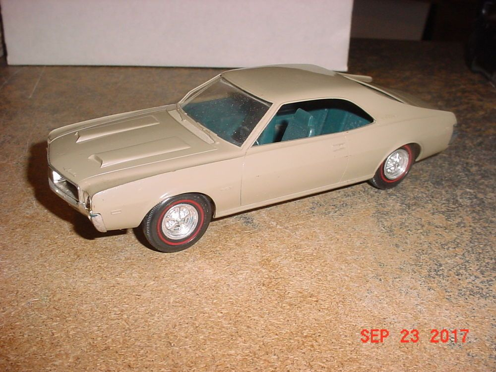 1968 Amc Javelin Friction Promo 1 25th Scale Johan Amc Javelin Javelin Amc