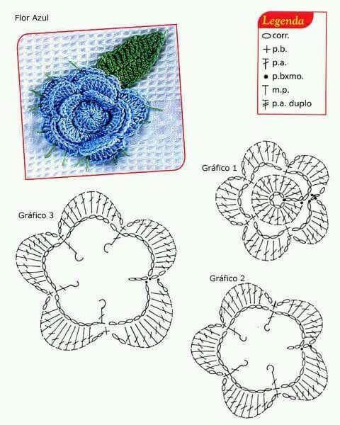 Materiales gráficos Gaby: Àlbum de bellas flores con moldes