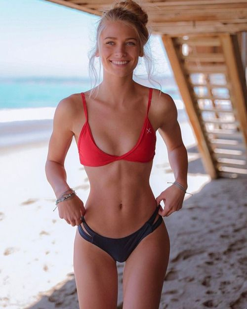 The pics young bikini
