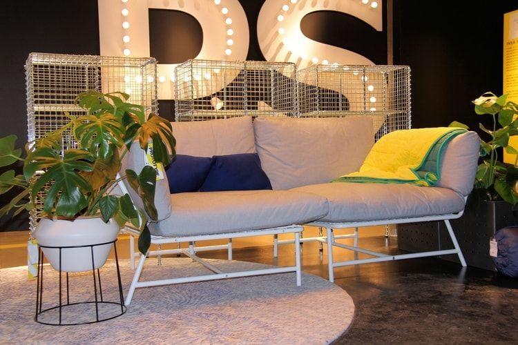 canap ikea ps 2017 d co de jardin pinterest canap. Black Bedroom Furniture Sets. Home Design Ideas