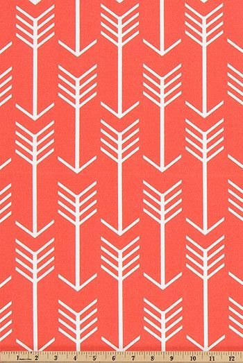Premier Print Arrow Outdoor Patio Fabric Indian Coral Or Color Choice Wide Outdoor  Fabric By The Yard Fast Shipping