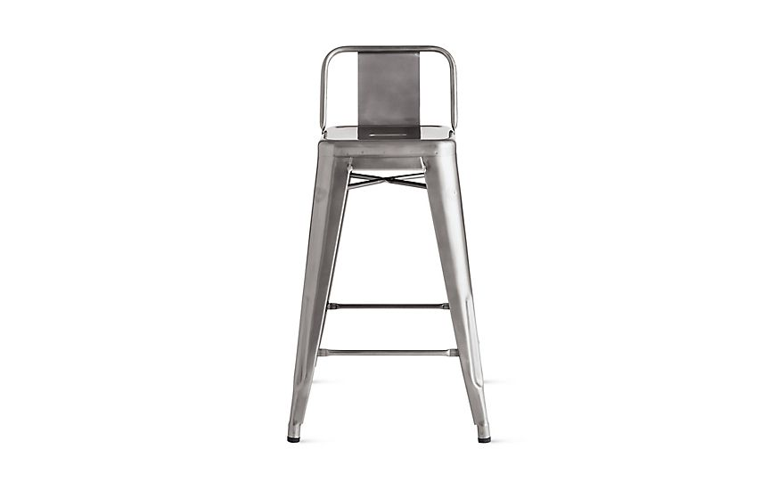Wondrous Tolix Marais Counter Stool With Low Back In 2019 Bar Squirreltailoven Fun Painted Chair Ideas Images Squirreltailovenorg
